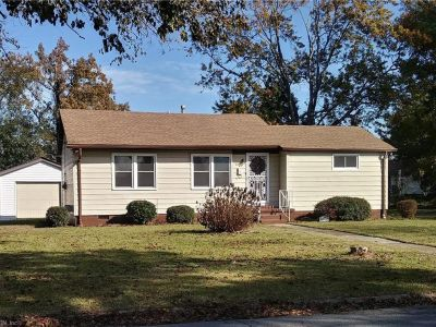 property image for 617 Henderson Street PORTSMOUTH VA 23701