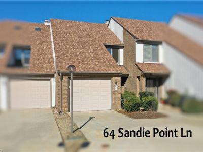 property image for 64 Sandie Point Lane PORTSMOUTH VA 23701