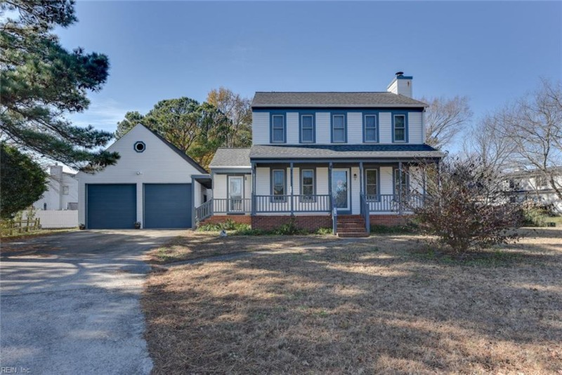 Photo 1 of 26 residential for sale in Poquoson virginia
