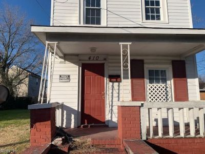 property image for 410 Oak Street PORTSMOUTH VA 23704
