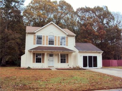 property image for 820 Haskins Drive SUFFOLK VA 23434