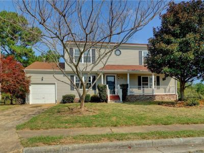 property image for 151 Alaric Drive HAMPTON VA 23664