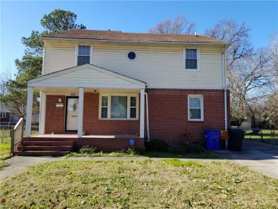 property image for 930 Mount Vernon Avenue PORTSMOUTH VA 23707