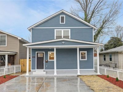 property image for 12 Kirby Street PORTSMOUTH VA 23702