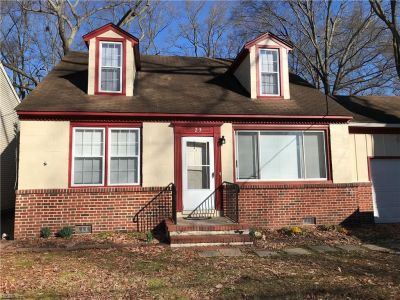 property image for 23 Alpine Street NEWPORT NEWS VA 23606