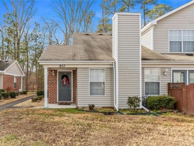 property image for 857 Miller Creek Lane NEWPORT NEWS VA 23602