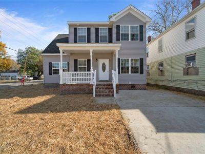 property image for 2704 Roanoke Avenue PORTSMOUTH VA 23704