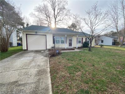 property image for 694 Carywood Lane NEWPORT NEWS VA 23602