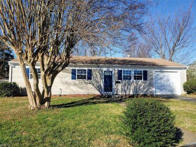 property image for 1817 Womack Drive HAMPTON VA 23663