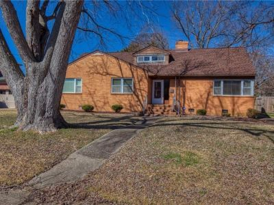 property image for 4021 Chesapeake Avenue HAMPTON VA 23669
