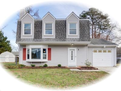 property image for 1 Lake Field Crossing HAMPTON VA 23666