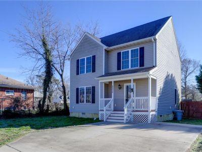 property image for 3510 Matoaka Road HAMPTON VA 23661