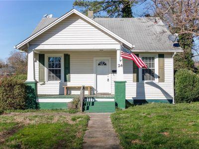 property image for 24 Appomattox Avenue PORTSMOUTH VA 23702
