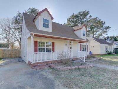 property image for 3861 Peterson Street NORFOLK VA 23513