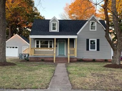 property image for 2446 Ambler Avenue NORFOLK VA 23513
