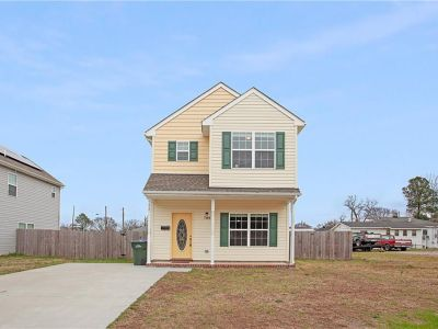 property image for 708 Dill Road SUFFOLK VA 23434