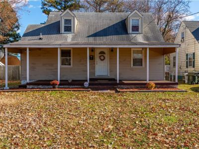 property image for 416 Catalpa Avenue HAMPTON VA 23661
