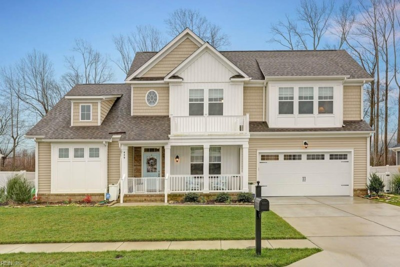 Photo 1 of 47 residential for sale in Chesapeake virginia