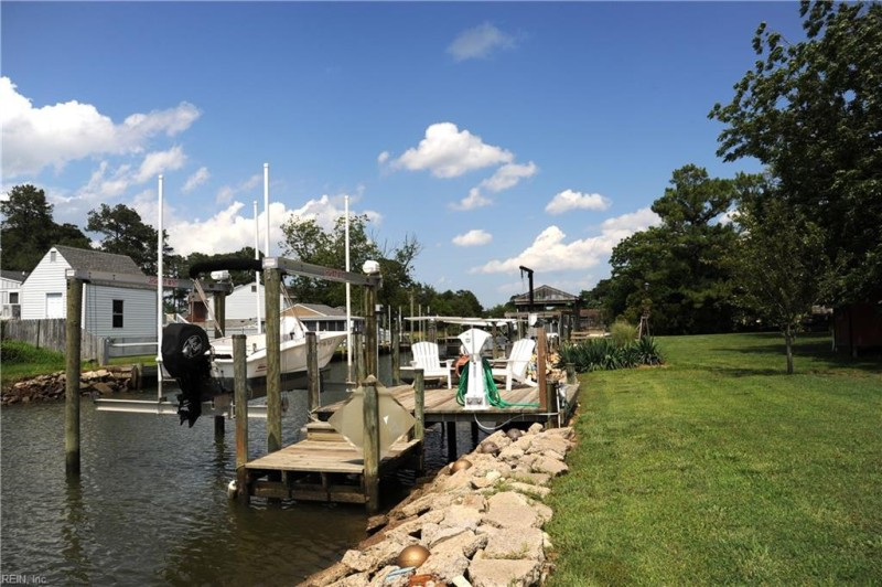 Photo 1 of 40 residential for sale in Poquoson virginia