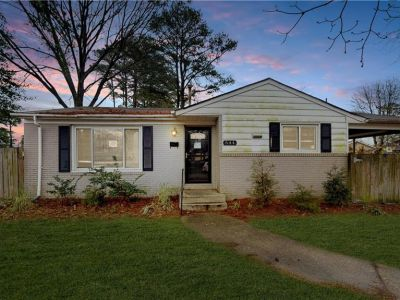 property image for 544 Sirine Avenue VIRGINIA BEACH VA 23462