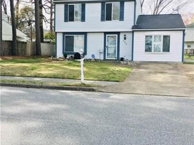property image for 732 Chatsworth Drive NEWPORT NEWS VA 23601