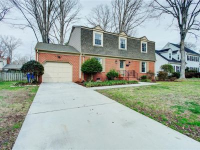 property image for 624 Valley Forge Drive NEWPORT NEWS VA 23602