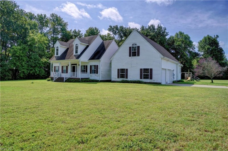 Photo 1 of 46 residential for sale in Isle of Wight County virginia