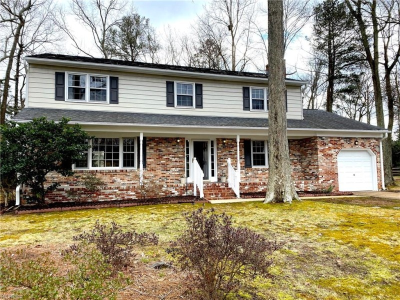 Photo 1 of 41 residential for sale in Poquoson virginia