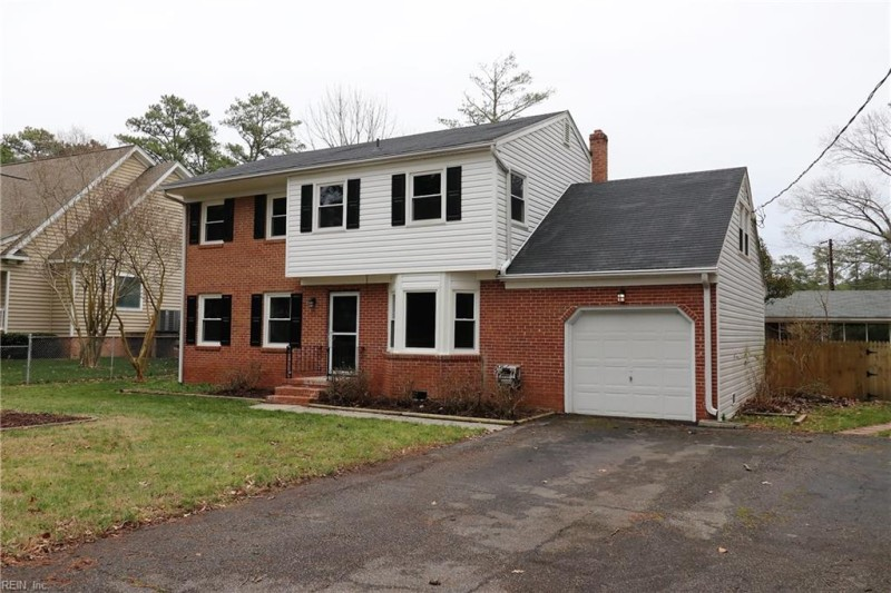Photo 1 of 35 residential for sale in Poquoson virginia