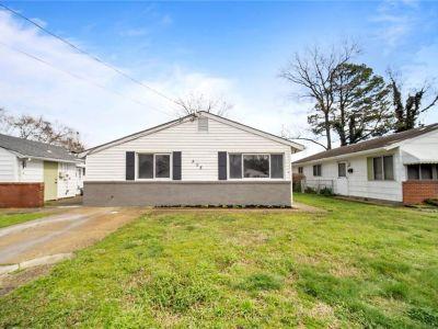 property image for 508 Day Street HAMPTON VA 23661