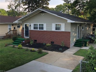 property image for 623 Milford Avenue HAMPTON VA 23661