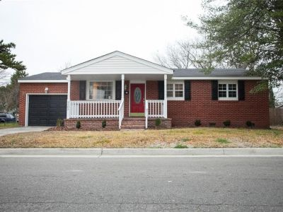 property image for 2502 Bellevue Avenue NORFOLK VA 23509