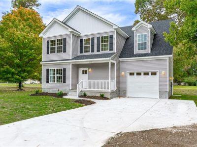 property image for Lot 2 Elizabeth Avenue CHESAPEAKE VA 23324