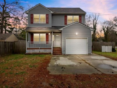 property image for 2304 Cross Street CHESAPEAKE VA 23323