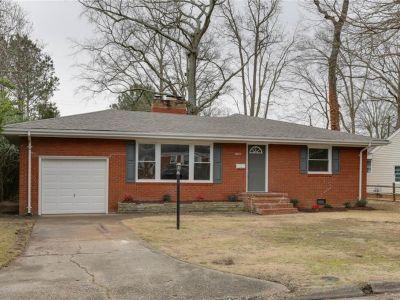 property image for 11 Greenwood Road NEWPORT NEWS VA 23601