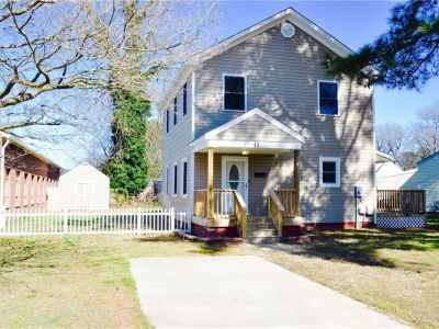 property image for 41 Cherry Road PORTSMOUTH VA 23701