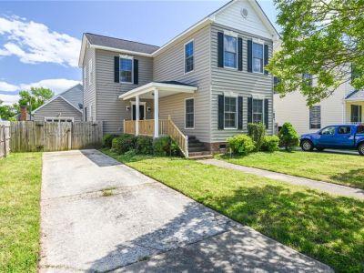 property image for 9234 Peachtree Street NORFOLK VA 23503