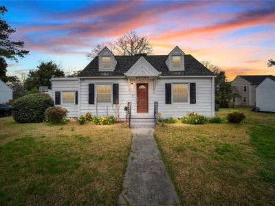 property image for 604 Burleigh Avenue NORFOLK VA 23505