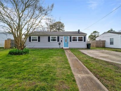 property image for 1605 Grimes Road HAMPTON VA 23663
