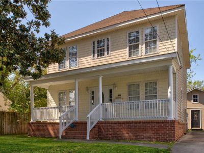 property image for 9215 1st View Street NORFOLK VA 23503