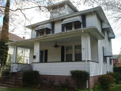 property image for 3611 Orange Street NORFOLK VA 23513