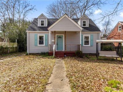 property image for 3209 Hyde Circle NORFOLK VA 23513