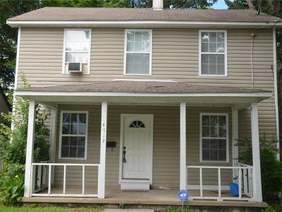 property image for 4712 Winthrop Street NORFOLK VA 23513