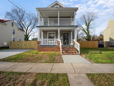 property image for 1730 Princeton Avenue NORFOLK VA 23523