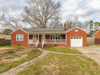 property image for 5 Roberta Drive HAMPTON VA 23666
