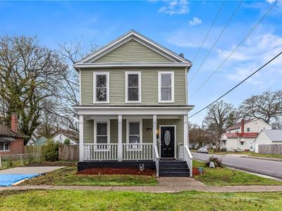 property image for 1900 Parker Avenue PORTSMOUTH VA 23704