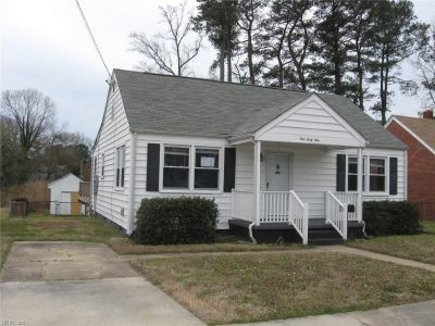 property image for 941 Hugo Street NORFOLK VA 23513