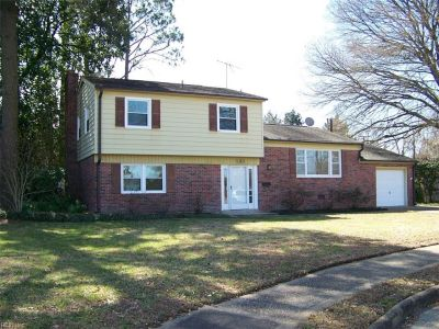 property image for 139 Tanglewood Drive HAMPTON VA 23666