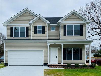 property image for 9508 Sturgis Street NORFOLK VA 23503