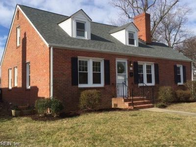 property image for 133 Chesterfield Road HAMPTON VA 23661